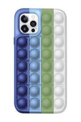 POP IT Random Push Bubble Decompression iPhone Phone Case Unishe Wholesale