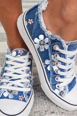 Woman Casual  Flat Slip On Shoes Unishe Wholesale