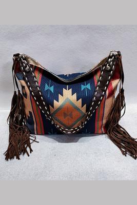 Aztec Tassel Straps Crossbody Bags Unishe Wholesale