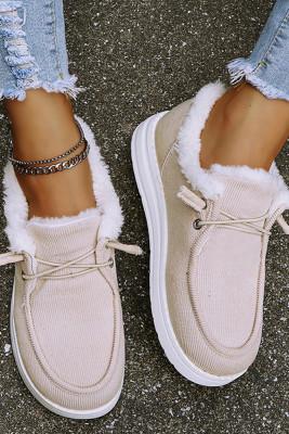 Fluffy Flat Shoes Unishe Wholesale