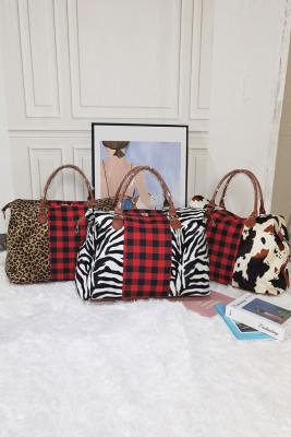 Zebra Leopard Print Tote Bags Unishe Wholesale
