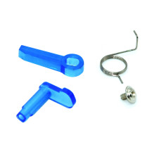 FB Insurance Documents Piece Kit for M-4 M16 AEG Wavebox Modified - Blue