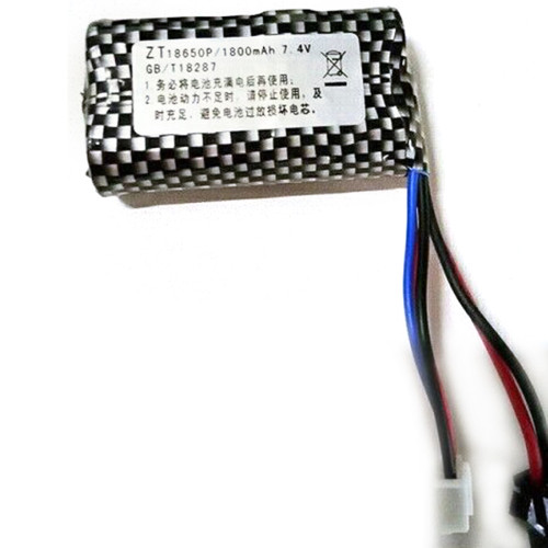 7.4v 1800mah Li-on Battery for Most Electric Water Gel Beads Blaster