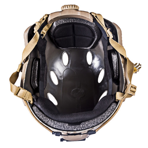 FMA PJ-FAST Series Multifunctional Tactics Helmet for 53-57cm Head Circumference - AOR1 Type M/L