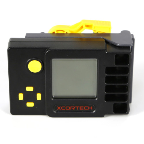 WST X3500 Multi-functional Separated Type Professional Tachometer Speed Tester for Nerf Blaster - Black