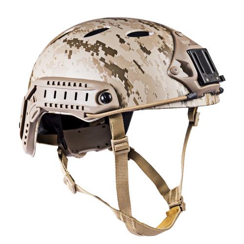 FMA PJ-FAST Series Multifunctional Tactics Helmet for 53-57cm Head Circumference - AOR1 Type M/L