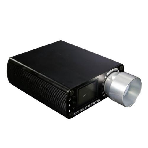 WST X3300 E9800-V Multi-functional Tachometer Speed Tester for Nerf Blaster - Black