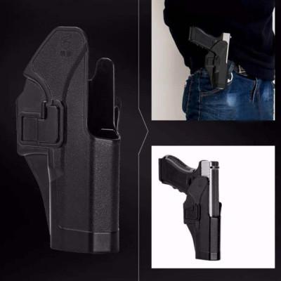 Plastic Grip Holder Cover for Shaying/G18 Water Bullet Transmitter - Black