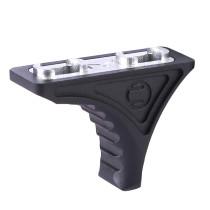 Mini Metal Blocker for M-LOK System Fishbone - Black