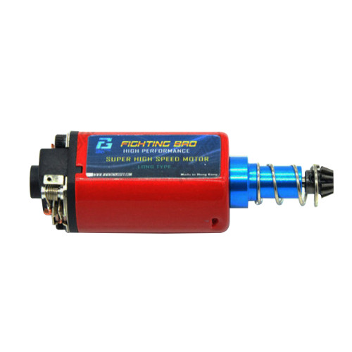FB High Torsional Long Axis Motor for No.2 Gear Box Modified - Red