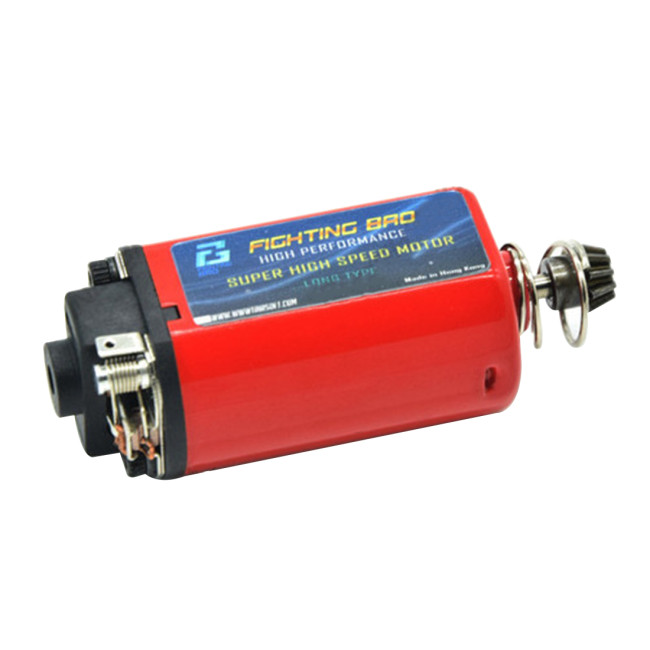 FB High Torsional Short Axis Motor for G36 Blaster Gearbox Modified - Red