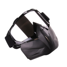Simple Style Tactical Mask Soft Dart Protective Mirror Face Mask