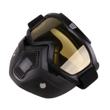 Classic Style Tactical Mask Soft Bullet Dart Protective Mirror Face Mask