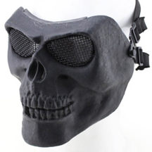 WST Skull Chieftain Mask for Airsoft Halloween Activities
