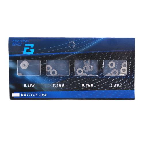 Fighting Bro Shims Set for Gel Blaster Gearbox Upgrade