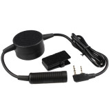 WST Headset Accessories Single Plug TCI PTT