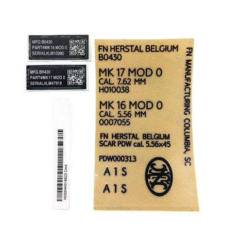 Metal  Sticker  for Scar