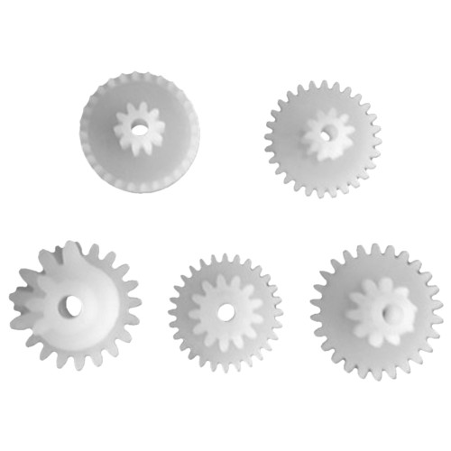 5Pcs Original Gears Set For SJ M1911  - White