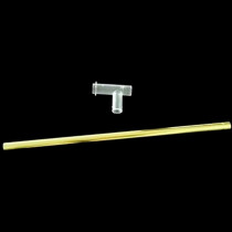 Metal Barrel and T Piece for XWE G36 (Yellow)