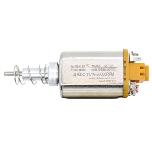 CH 460 Long-axis 11.1V-36000rpm Wet Pressure Strong Magnetic Motor for JM Gen.9 M4A1 Gel Blaster