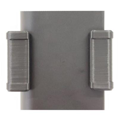 PLA Printing Mag Coupler for LH Vector Gen.2 Magazine - Black