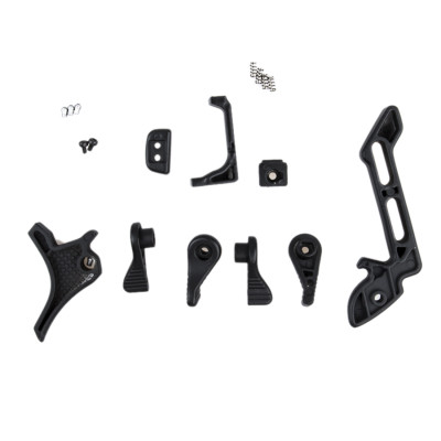 Metal Black Replacement Pieces for LH Kriss Vector V2 Gel Ball Toy Blaster