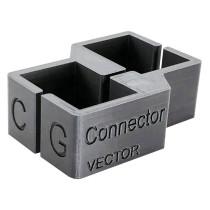 Mag Connector for LH Kriss Vector Gen.2 Gel Ball Toy Blaster