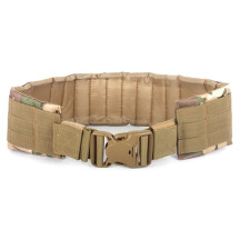 MOLLE Adjustable Tactical Load Waist Belt Waist Padded for Waist Circumference 70-110cm - CP Camouflage