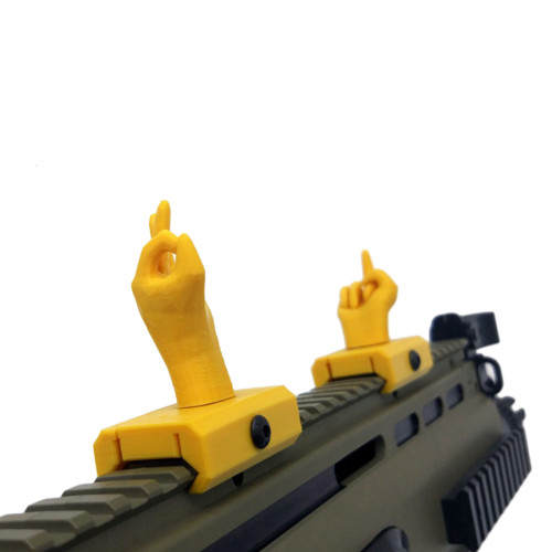 DK Finger Sight for Gel Ball Blaster