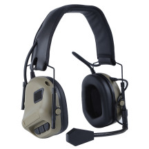WST Gen.5 Wear Type Communication Noise Canceling Headphones Sound Pickup Noise Reduction Headset - T