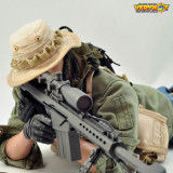 1/6 VeryHot PMC Sniper Action Figure