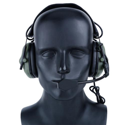 WST Gen.5 Head-mounted Communication Noise Canceling Headphones Sound Pickup Noise Reduction Headset
