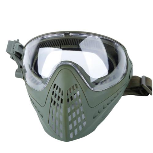 WST Navigator Tactics Protecting Mask Face Guard for Outdoors Activities