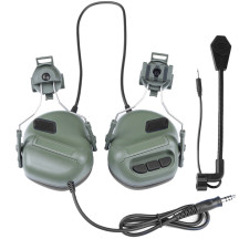 WST Gen.5 Helmet Type Communication Noise Canceling Headphones Sound Pickup Noise Reduction Headset - OD