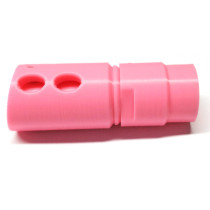 DK Adjustable Straight Hop Up for BF P90 Gen3 Gel Ball Blaster- Pink