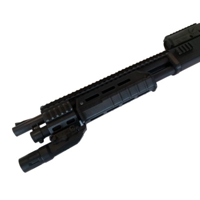 DK Tactical Handguard Sliding Block for M97 Shotgun Gel Ball Blaster - Black