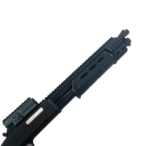 DK Tactical Handguard Sliding Block for M97 Shotgun Gel Ball Blaster - Black