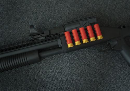 DK Gel Ball Shells+Rail for M97 Shotgun Gel Blaster