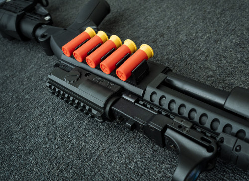 DK Gel Ball Shells+Rail for M97 Shotgun Gel Blaster