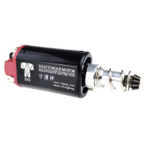 SHS 480 High-torque Motor for No.2 Gearbox - Black + Red