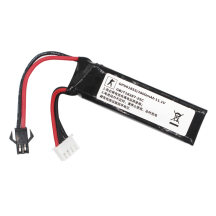 11.1v 25c 1400mah Polymer Battery High Discharge Rate Lithium Battery
