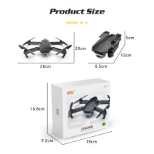 GD89 2.4G 1080P Remote Control Altitude Hold Foldable Drone Quadcopter