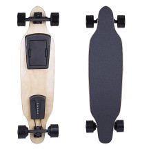 Freeshipping GBM S1 Electric Skateboard Duall 600W  Motor 40km/h Endurance 30KM with Remote Control - AU Plug