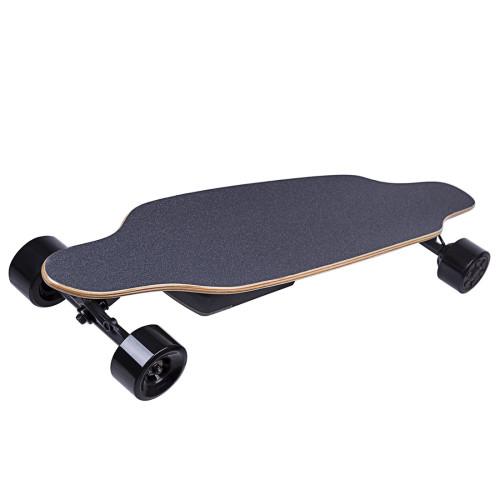 Freeshipping GBM S1 Electric Skateboard Duall 600W  Motor 40km/h Endurance 30KM with Remote Control - AU Plug