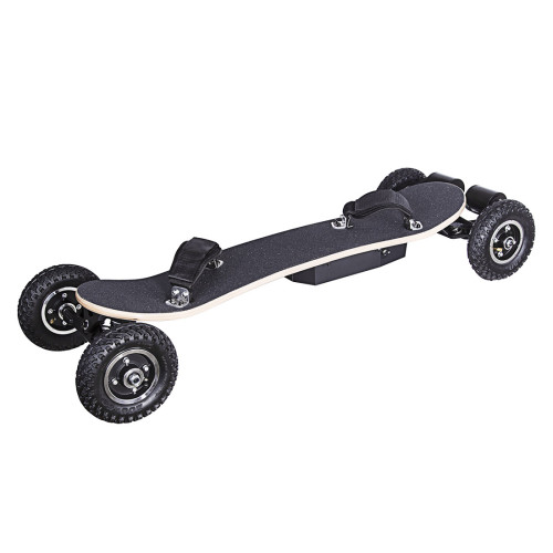 Freeshipping  SYL-08 Electric Skateboard 1650W Motor 40km/h With Remote Control Off Road Type Electric Skateboard - AU Plug
