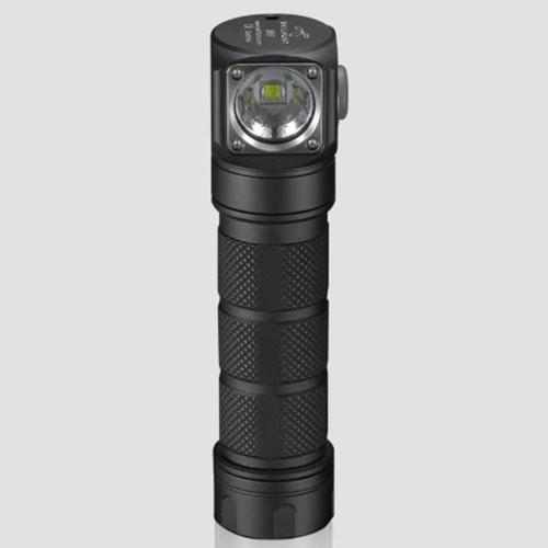 SKILHUNT H03R 1200 Lumens Superbright Waterproof LED Headlamp Flashlight Set with Headband for Hunting Camping Fishing - Cool White Light