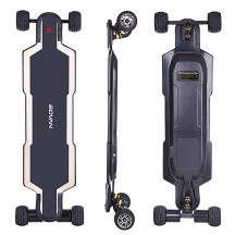 Freeshipping BRT-02 Electric Skateboard VESC 6.0 Controller Direct Drive Motor 50km/h with Remote Control