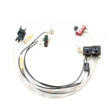 Pre-Load Quick Removal Silver-plated Wire Kit for BF P90 Gen.3 Gel Blaster