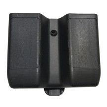 P1 BLACKHAWK GLOCK DOUBLE MAGAZINE POUCH – BLACK