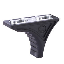 Mini Metal Blocker for M-LOK System Fishbone - Black